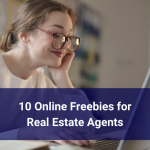 real estate agent freebies