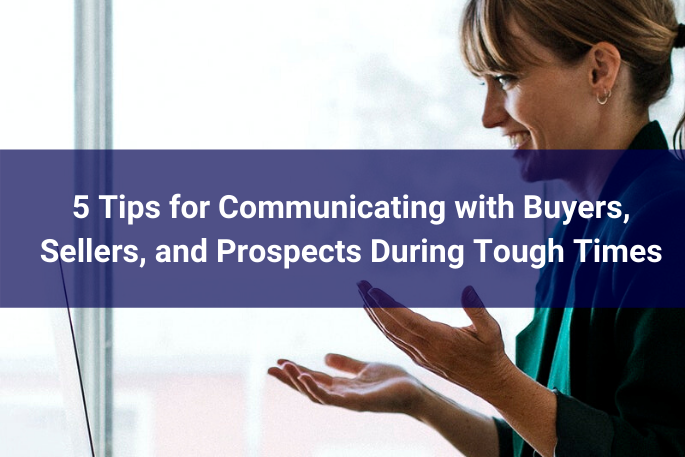 Tips for Communicating During Tough Times