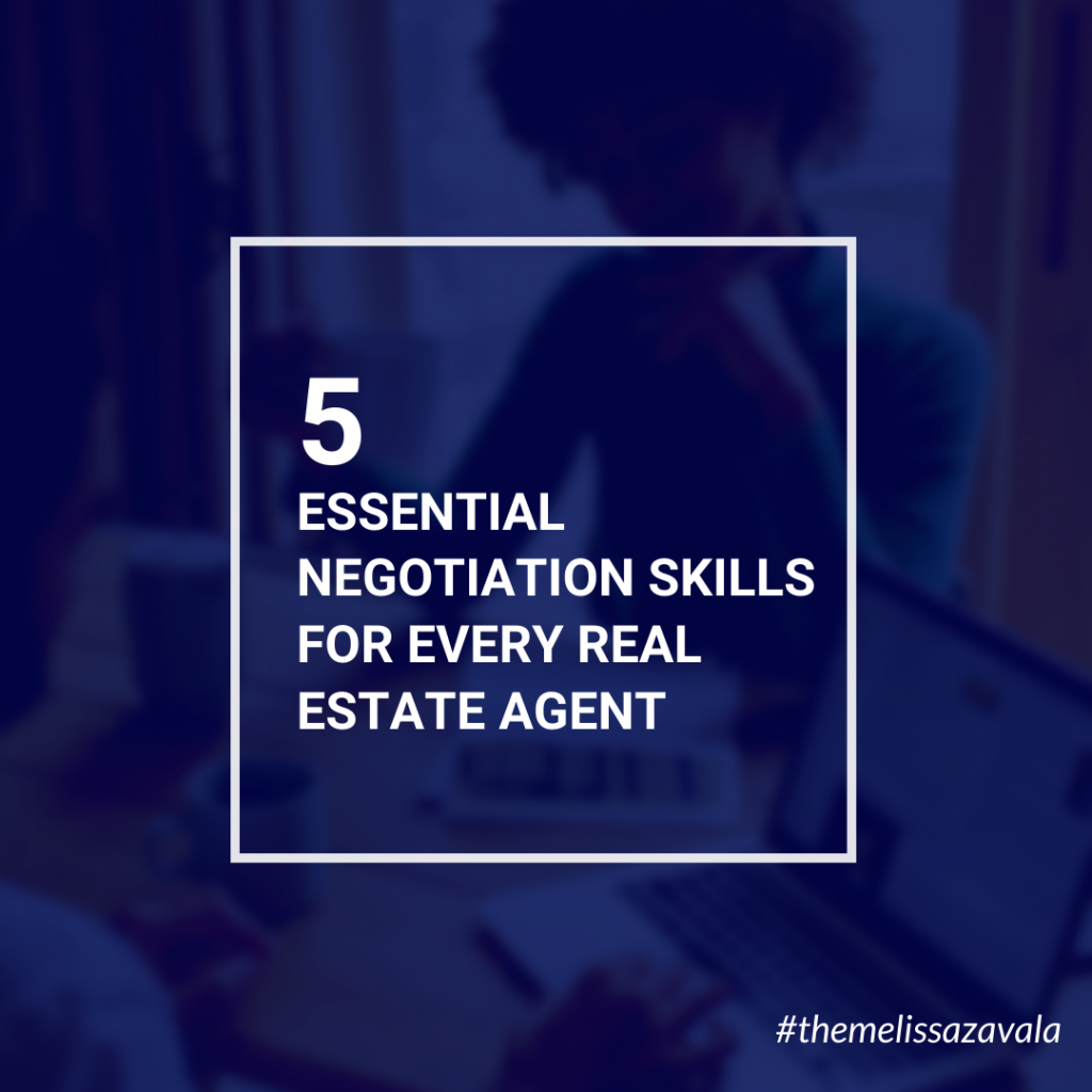 Negotiation Skills for Every Real Estate Agent