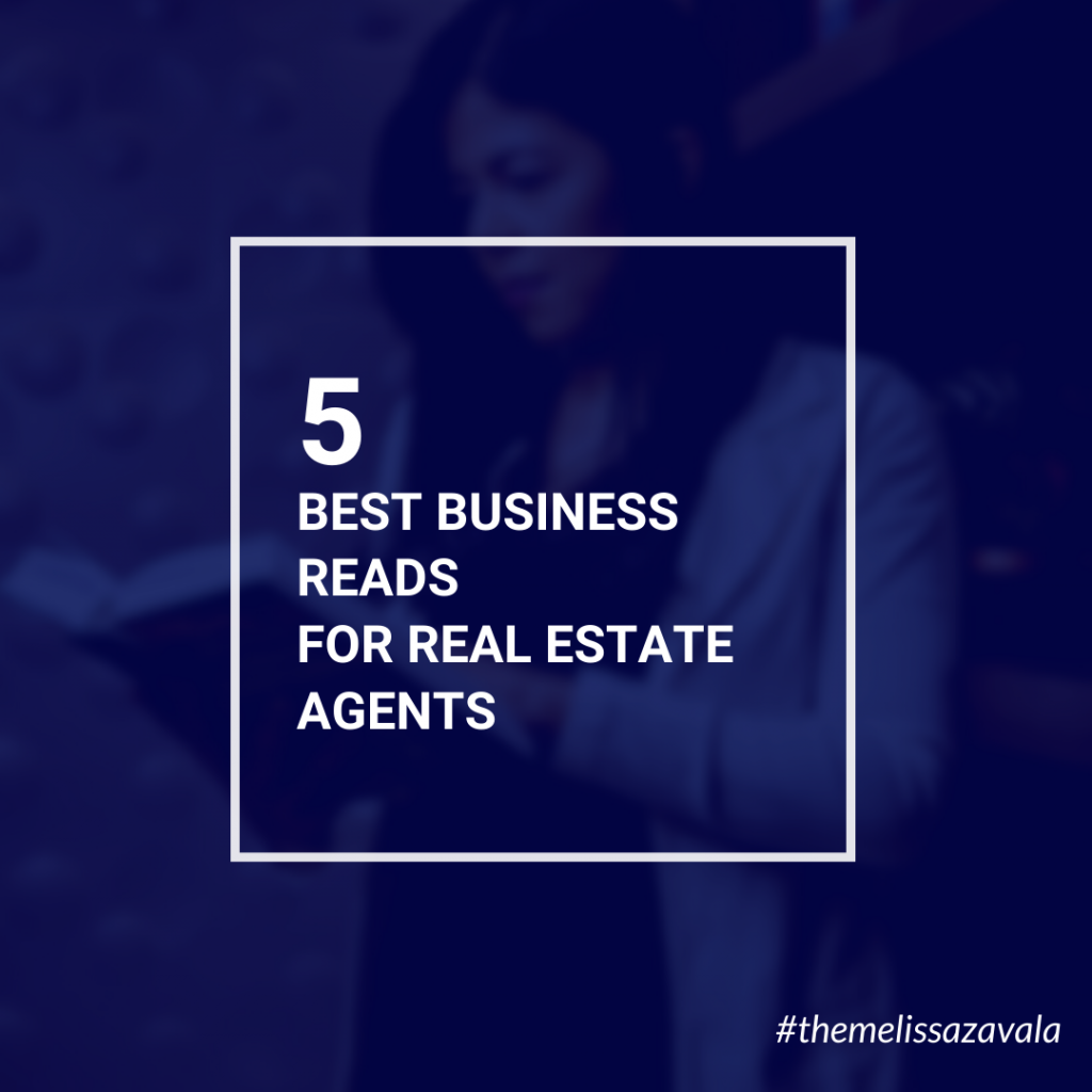 Best Business Reads for Real Estate Agents_IG